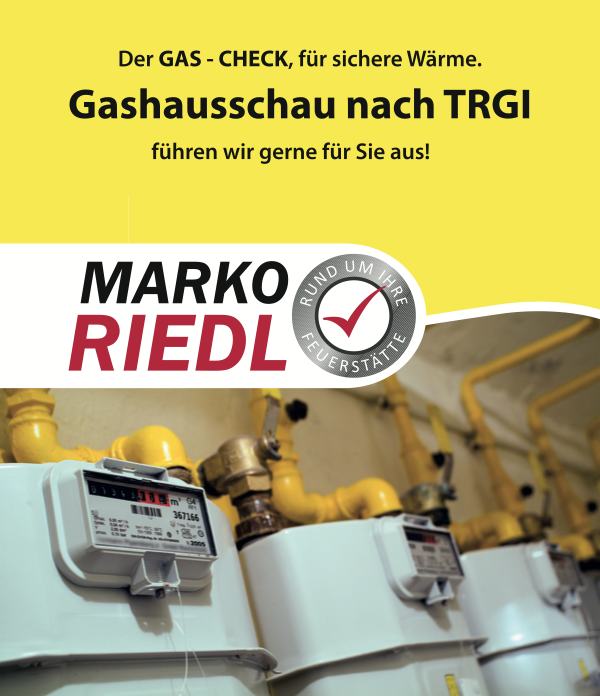 Gashausschau