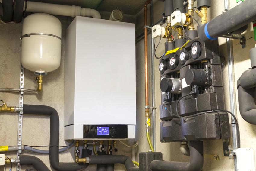 Caldaia a gas a condensazione